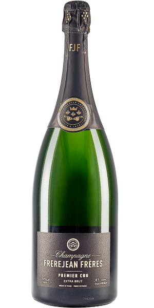 CHAMPAGNE FREREJEAN FRERES CUVEE EXTRA BRUT