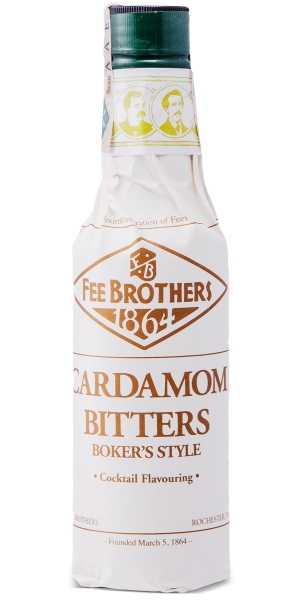 BITTER FEE BROTHERS CARDAMOM