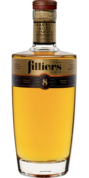 GENEVER FILLIERS  8 YO BARREL AGED