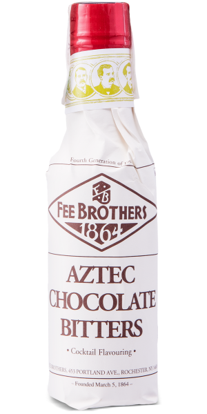 BITTER FEE BROTHERS AZTEC CHOCOLATE