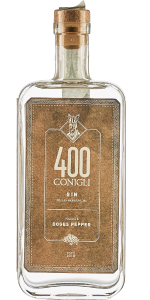 GIN 400 CONIGLI VOLUME 6 DOGES PEPPER