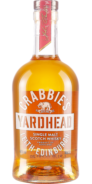 WHISKY CRABBIE'S YARDHEAD  SINGLE MALT