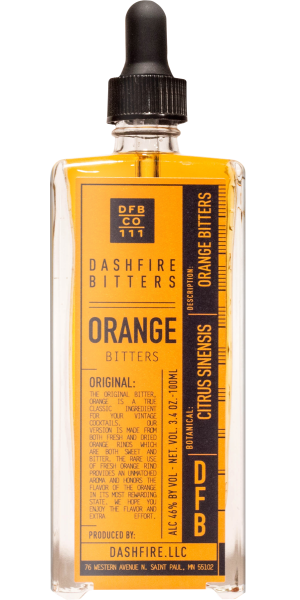 BITTER DASHFIRE ORANGE