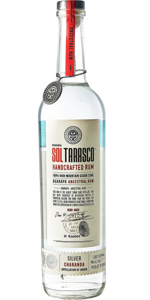 RUM SOL TARASCO SILVER ANCESTRAL HANDCRAFTED RUM