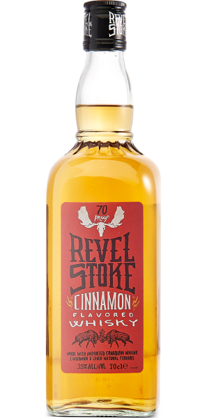 WHISKY REVEL STOKE CINNAMON