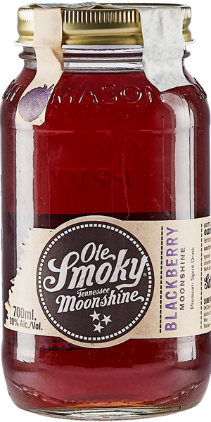 MOONSHINE OLE SMOKY MOONSHINE BLACKBERRY