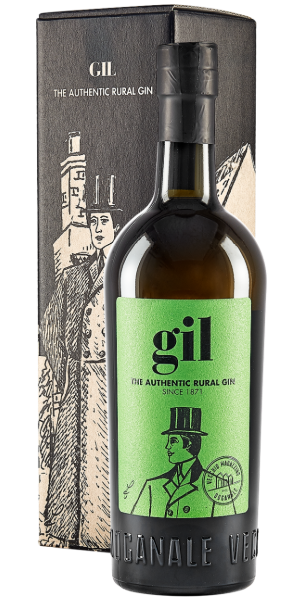 GIN GIL AUTHENTIC RURAL GIN | AC