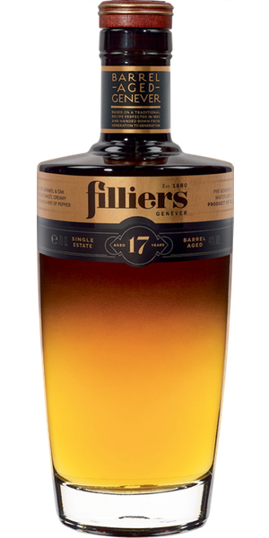 GENEVER FILLIERS  17 YO BARREL AGED