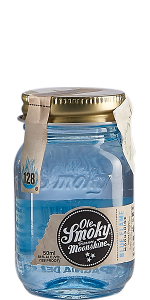 MOONSHINE OLE SMOKY MOONSHINE BLUE FLAME WHITE MIGNON