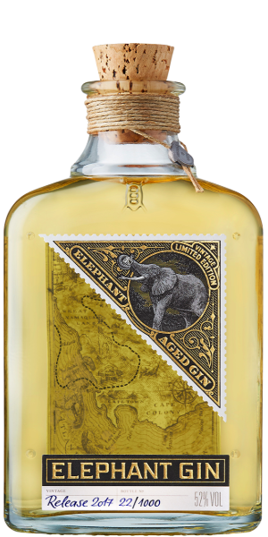 GIN ELEPHANT AGED 2018 EDITION