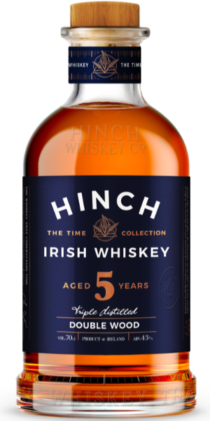 WHISKEY HINCH 5YO DOUBLE WOOD BLEND