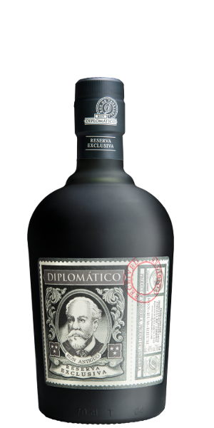 RUM DIPLOMATICO RESERVA EXCLUSIVA RETAIL 350ml