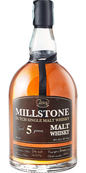 WHISKY MILLSTONE 5 YO SINGLE MALT | AL