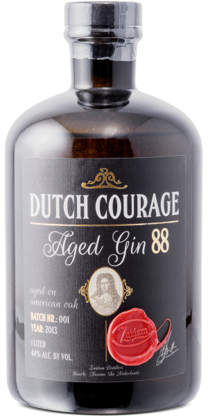 GIN ZUIDAM DUTCH COURAGE 88 AGED