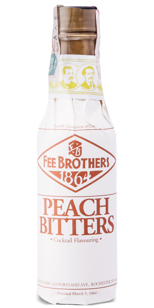 BITTER FEE BROTHERS PEACH