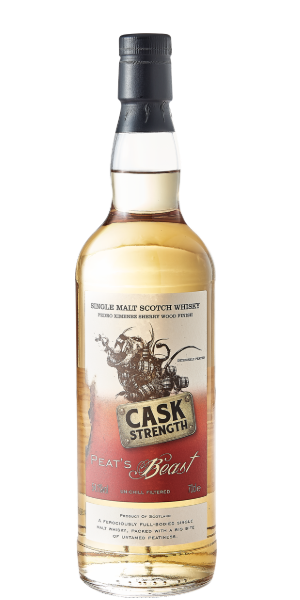 WHISKY PEAT'S BEAST SHERRY CASK STRENGTH SINGLE MALT | TC