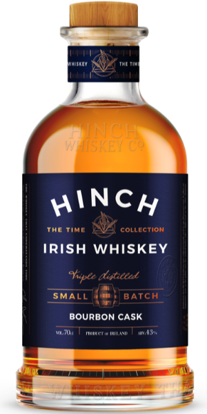 WHISKEY HINCH SMALL BATCH BOURBON CASK BLEND