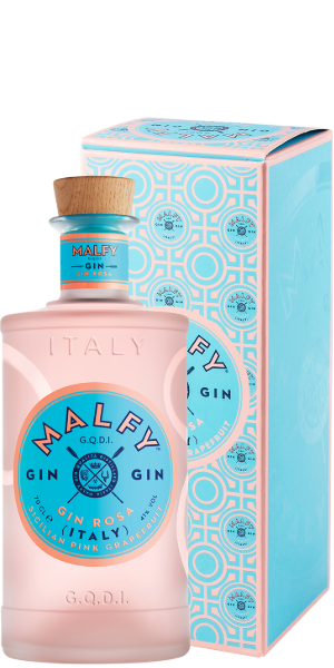 GIN MALFY AROMATIC DRY GIN ROSA AC