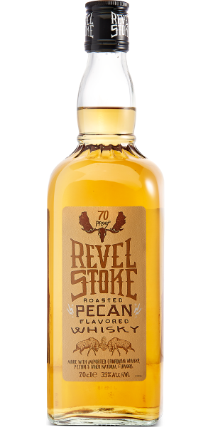 WHISKY REVEL STOKE ROASTED PECAN