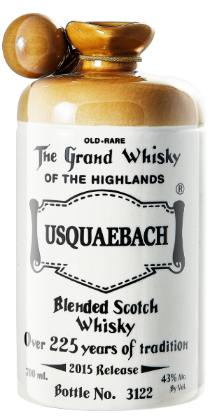 WHISKY USQUAEBACH OLD RARE SUPERIOR BLEND | EB