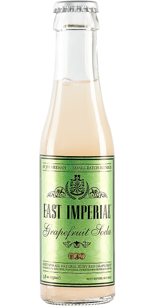 SODATO EAST IMPERIAL GRAPEFRUIT SODA WATER