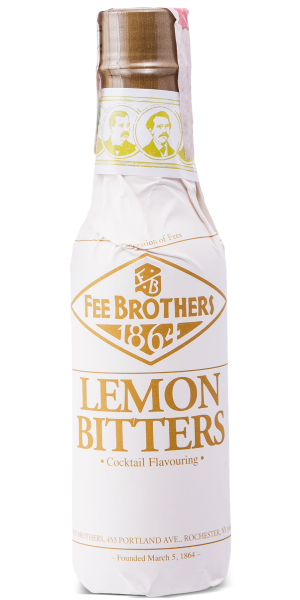 BITTER FEE BROTHERS LEMON
