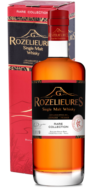 WHISKY ROZELIEURES RED LABEL RARE COLLECTION SINGLE MALT | AC