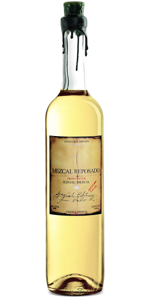 MEZCAL ILEGAL REPOSADO