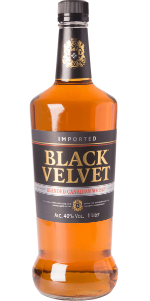 WHISKY BLACK VELVET ORIGINAL BLENDED