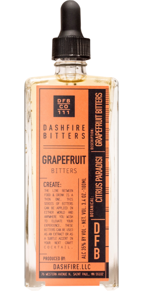 BITTER DASHFIRE GRAPEFRUIT
