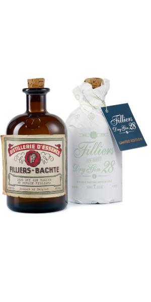 GIN FILLIERS BATCH 1928 DISTILLERIE D'ESSENCE L.E.