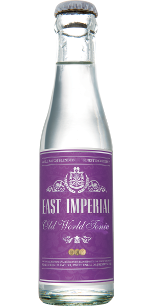 SODATO EAST IMPERIAL OLD WORLD TONIC WATER