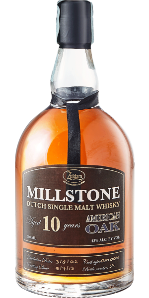 WHISKY MILLSTONE 10 YO AMERICAN OAK SINGLE MALT | AL