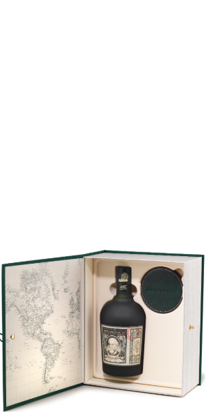 RUM DIPLOMATICO RESERVA EXCLUSIVA GIFT BOOK PACK SOTTOCOPPA | PA