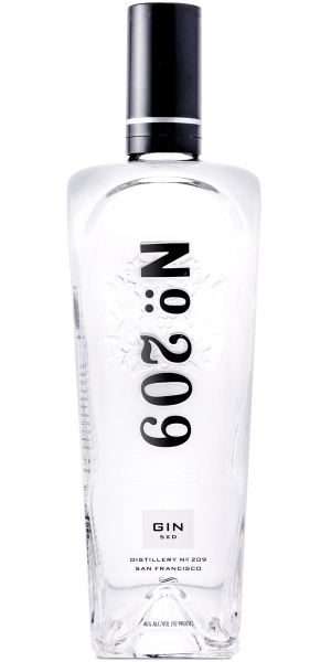 GIN No. 209 POURING