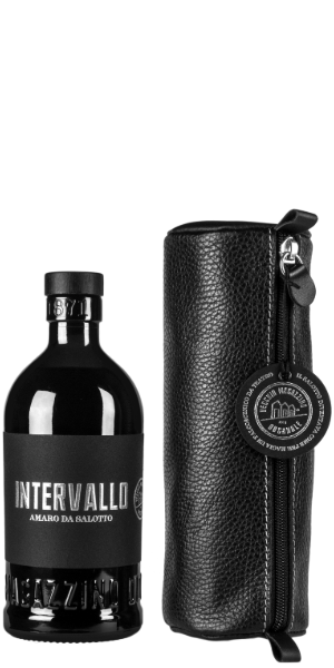 LIQUORE INTERVALLO AMARO DA SALOTTO LATHER POUCH PACK