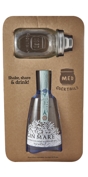 GIN MARE MED COCKTAIL PACK | PA