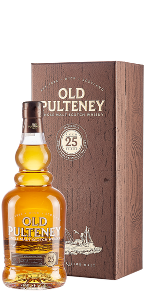 WHISKY OLD PULTENEY 25 YO SINGLE MALT | ACD