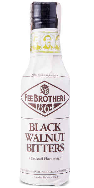 BITTER FEE BROTHERS BLACK WALNUT