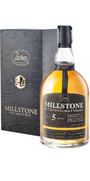 WHISKY MILLSTONE 5 YO PEATED SINGLE MALT | AL