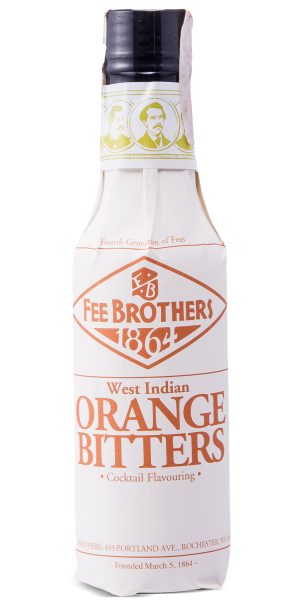 BITTER FEE BROTHERS ORANGE