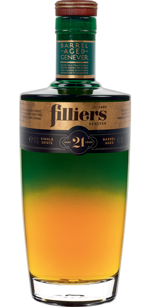 GENEVER FILLIERS  21 YO BARREL AGED