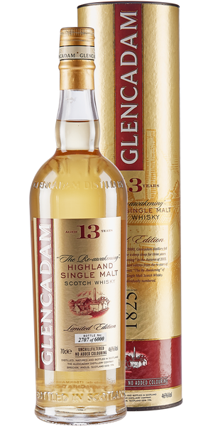 WHISKY GLENCADAM 13 YO  SINGLE MALT | TC