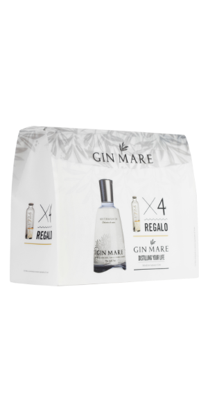 GIN MARE & 1724 G&T PACK  | PA