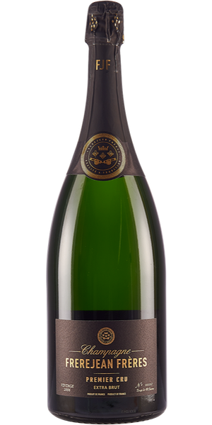 CHAMPAGNE FREREJEAN FRERES CUVEE EXTRA BRUT 2006