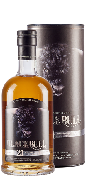 WHISKY BLACK BULL 21 YO BLEND | TC