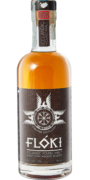 WHISKY FLOKI SHEEP DUNG SMOKED RESERVE YOUNG MALT
