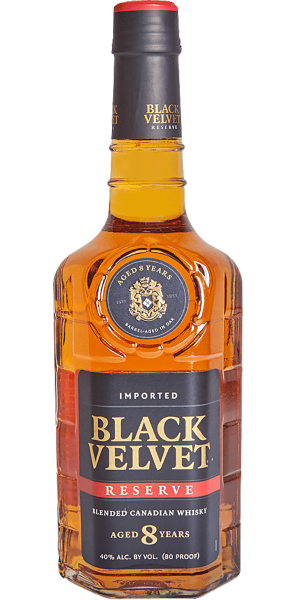 WHISKY - BLACK VELVET 8Y