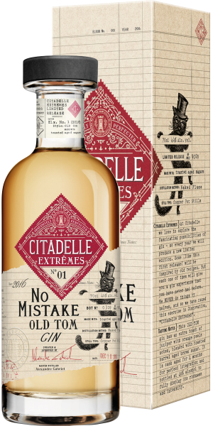 GIN CITADELLE OLD TOM NO MISTAKE | AC