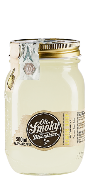 MOONSHINE OLE SMOKY MOONSHINE LEMON DROP LIGHTNIN'